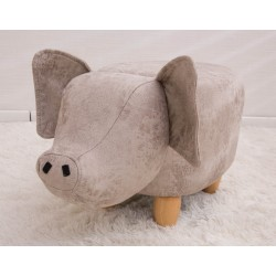 Faux Leather / Suede Pig...