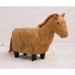 Faux Leather / Suede Horse...