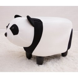 Faux Leather / Suede Panda...