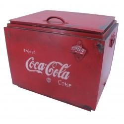 Vintage Style Large Coke...
